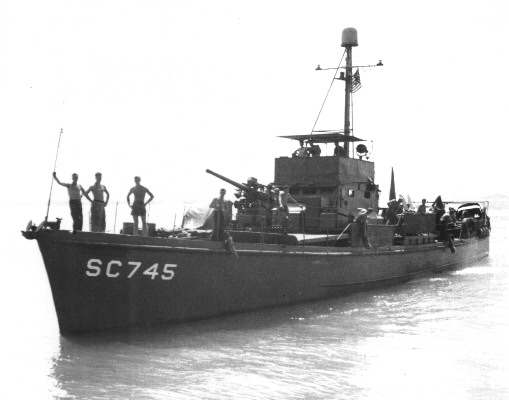 SC 745 - Hollandia, New Guinea 1944